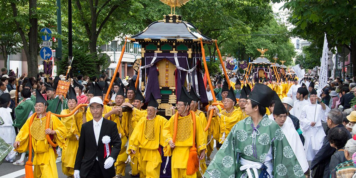 北海道神宫节(札幌节)
