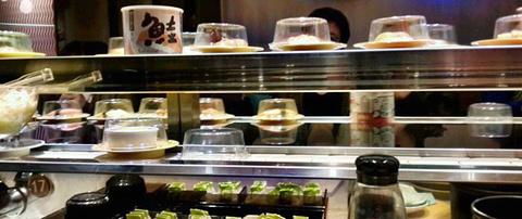 争鲜回転寿司