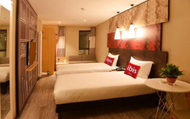 宜必思酒店西安南门店