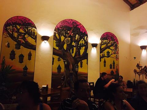 Cafe de Los Suenos的图片
