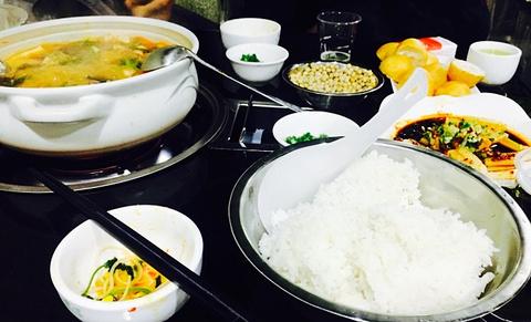 黔府豆米火锅野菜馆(南马店)