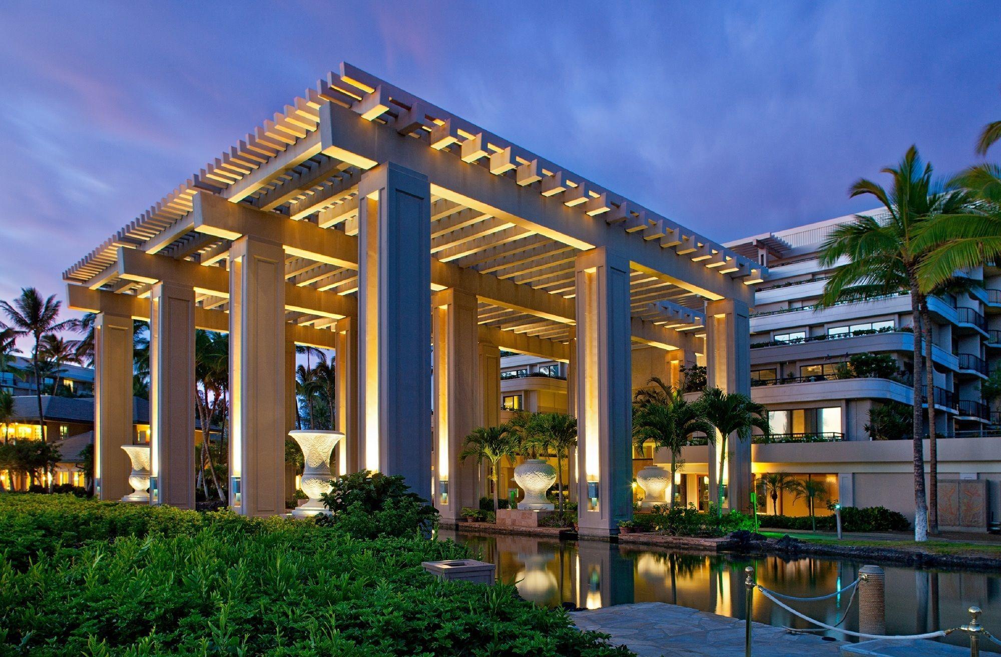 夏威夷唯客乐希尔顿度假酒店
