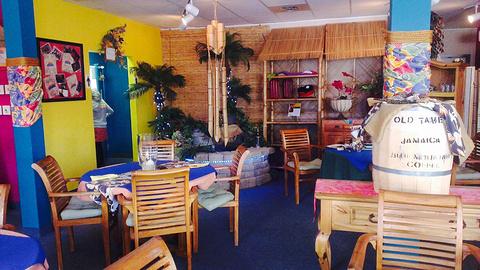加勒比Flavas餐厅和餐饮