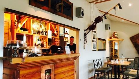 Eyri Restaurant Veitingahús