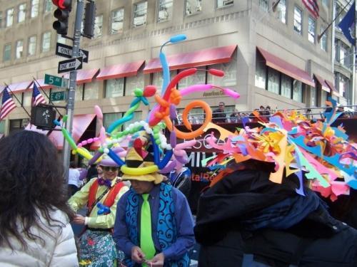 复活节游行