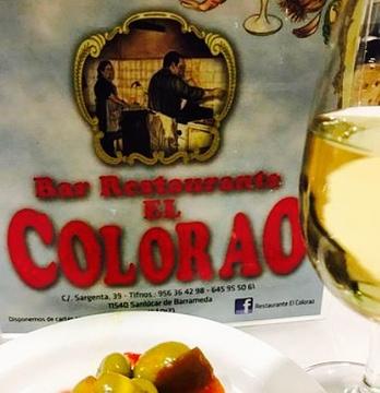 Bar Restaurante El Colorao