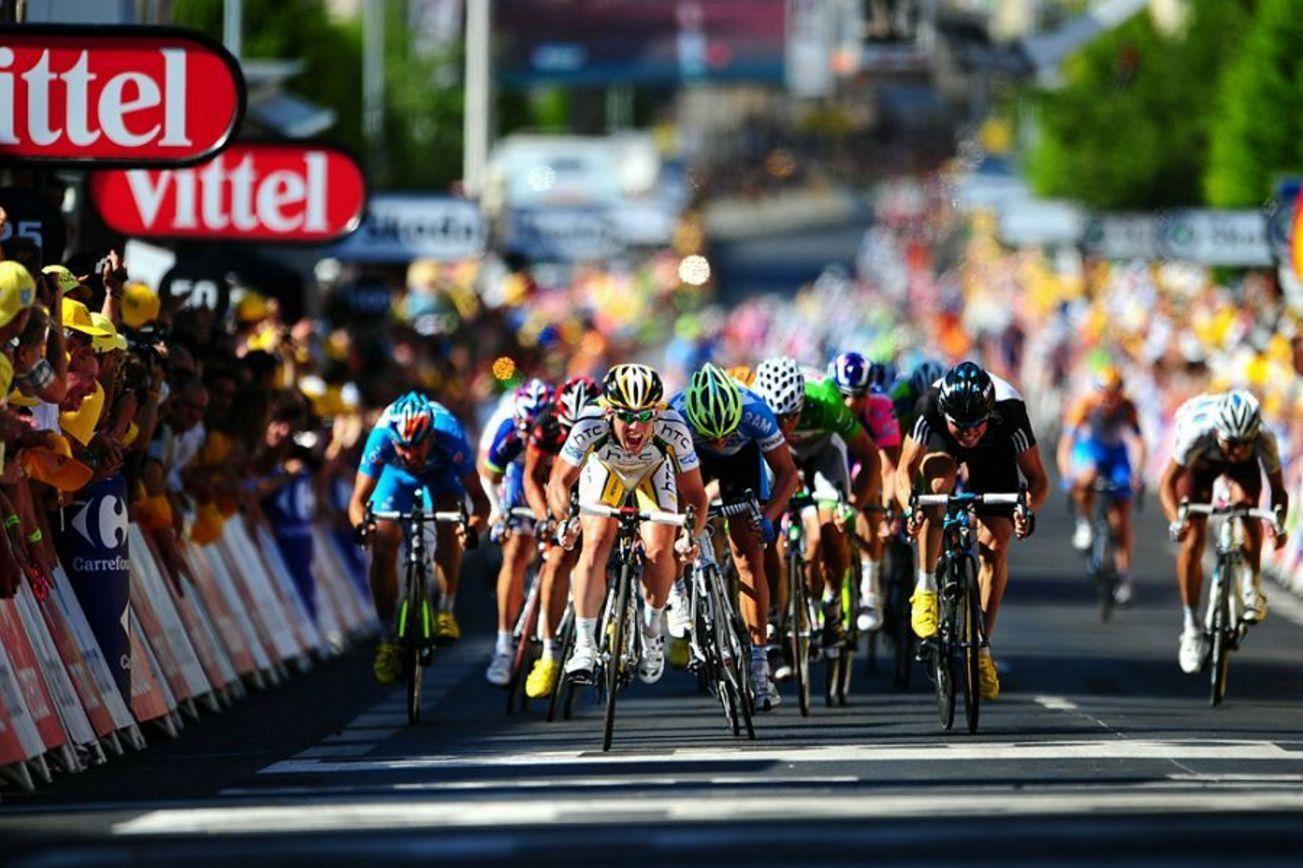 环法自行车赛