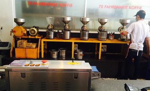 巴厘岛黄金金兔咖啡工厂