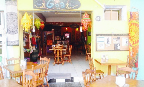 GOA Cafe Shop