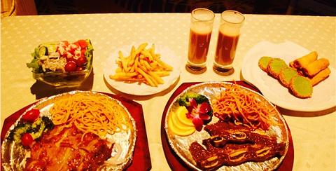 天泽大酒店西餐厅