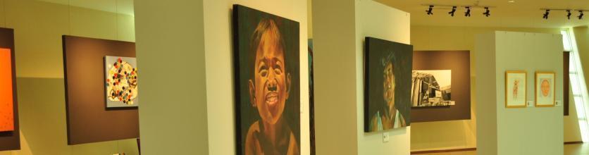 沙巴年度艺术展