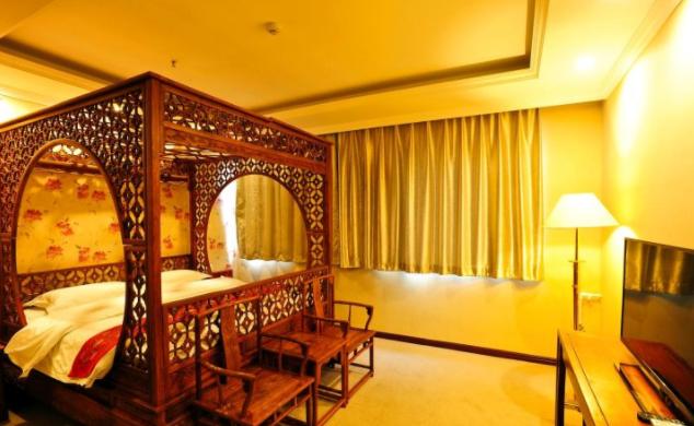 北京古韵坊怡景酒店