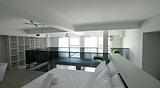 StayHome亚洲集团索菲亚阁楼QC公寓