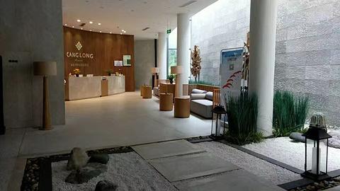罗田藏龙大别山度假酒店餐厅