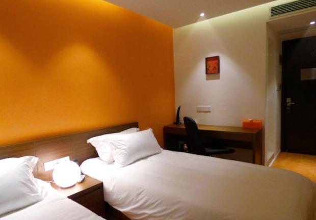 上海柏蕾SPA酒店