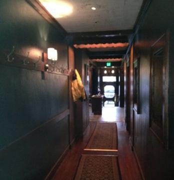 Dunbar Room at the Hotel Sorrento