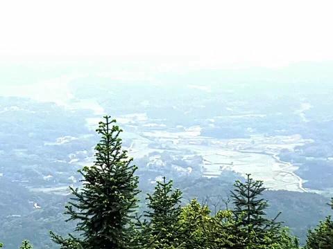 影珠山抗战遗址公园旅游景点图片