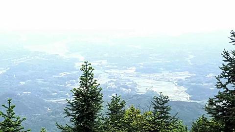 影珠山抗战遗址公园的图片