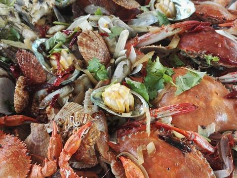 海风快餐旅游景点图片