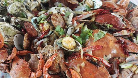 海风快餐的图片