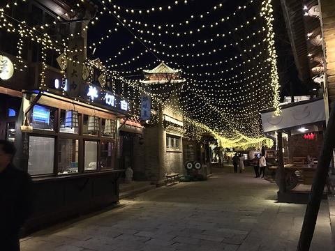 古北水镇小吃街旅游景点图片