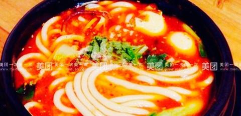 牛魔王土豆粉的图片