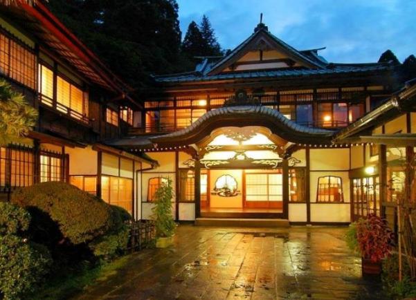 三河屋旅馆