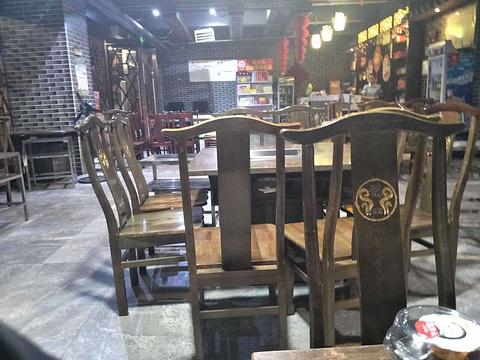 蜀滋道火锅店