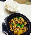 杨铭宇黄焖鸡米饭(交易城店)