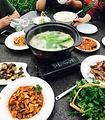五龙山科技农场亲子基地中餐厅
