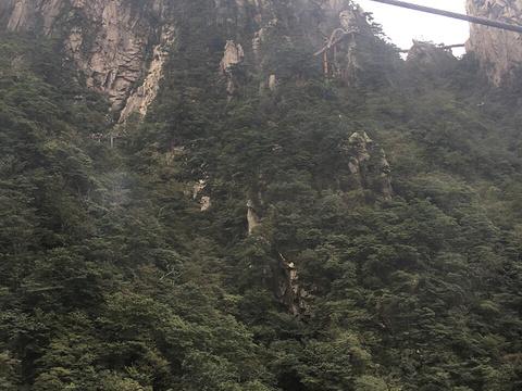 大别山薄刀峰风景区旅游景点图片