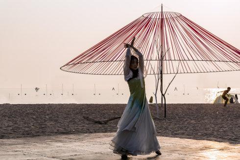 舞衣岛海之夏舞蹈节