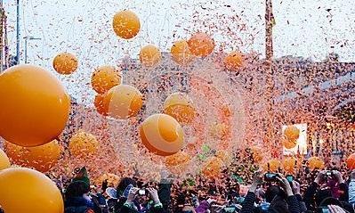 巴塞罗那狂欢节
