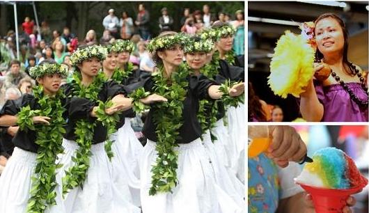 夏威夷阿罗哈文化节