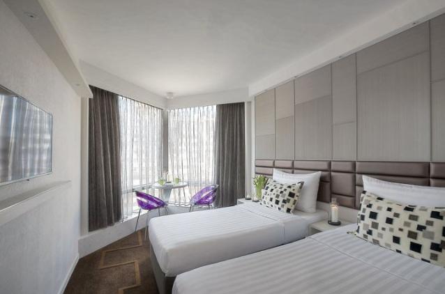 香港仕德福酒店