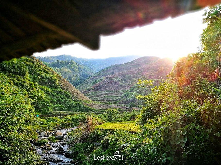 震撼美景,桂林周边梯田一日游