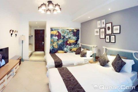 惠州双月湾奥达海景公寓酒店虹海湾店