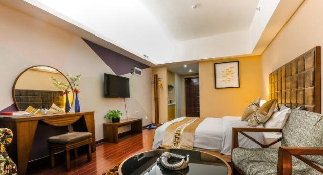 武汉三十八度六主题商务酒店