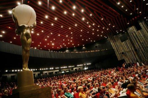 卡罗维发利国际电影节