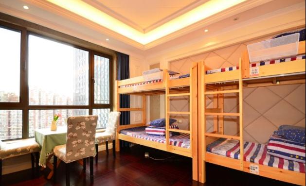 武汉央布国际青年公寓