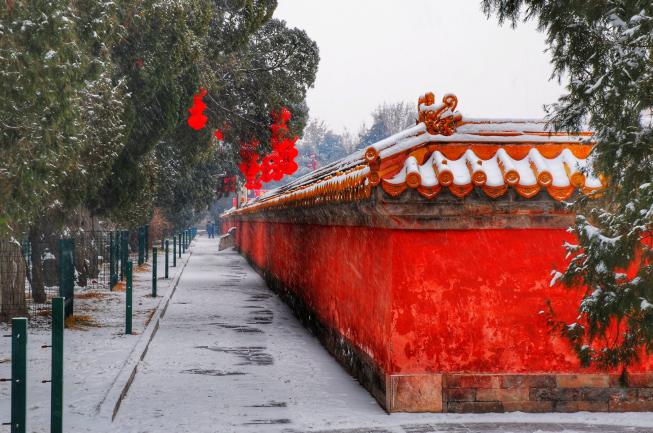 玩转地铁二号线,北京皇城两日游