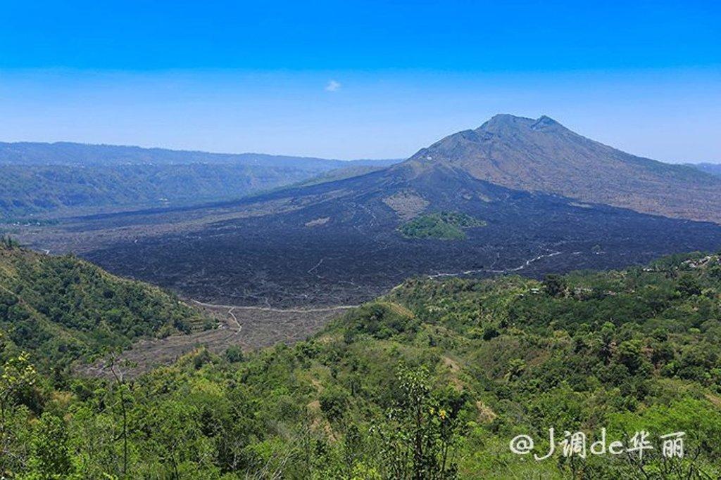 京打马尼火山