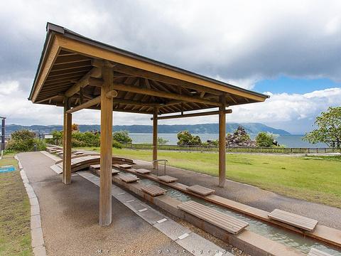 樱岛熔岩足浴公园旅游景点图片