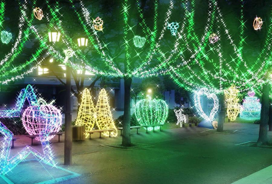 广岛梦幻灯节