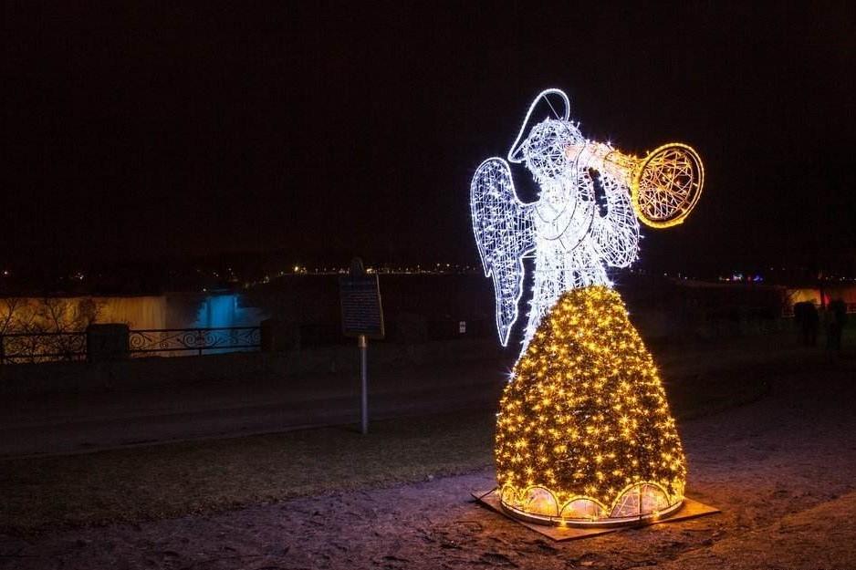 OPG冬季灯光节 WINTER FESTIVAL OF LIGHTS