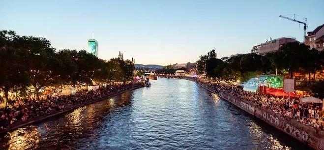 多瑙河音乐节