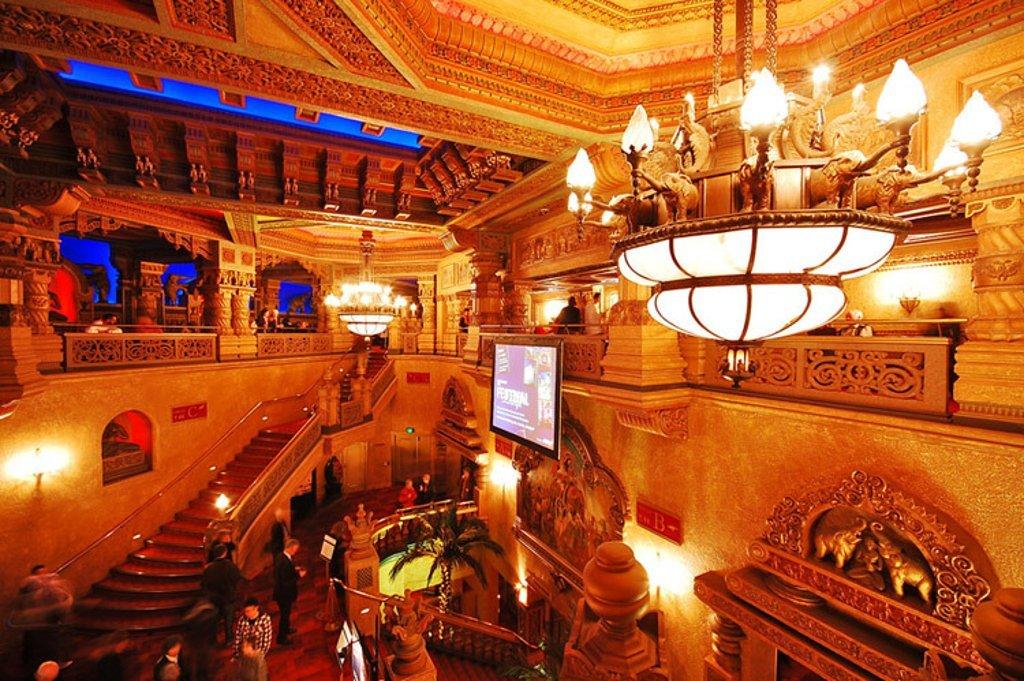 奥克兰市民剧院