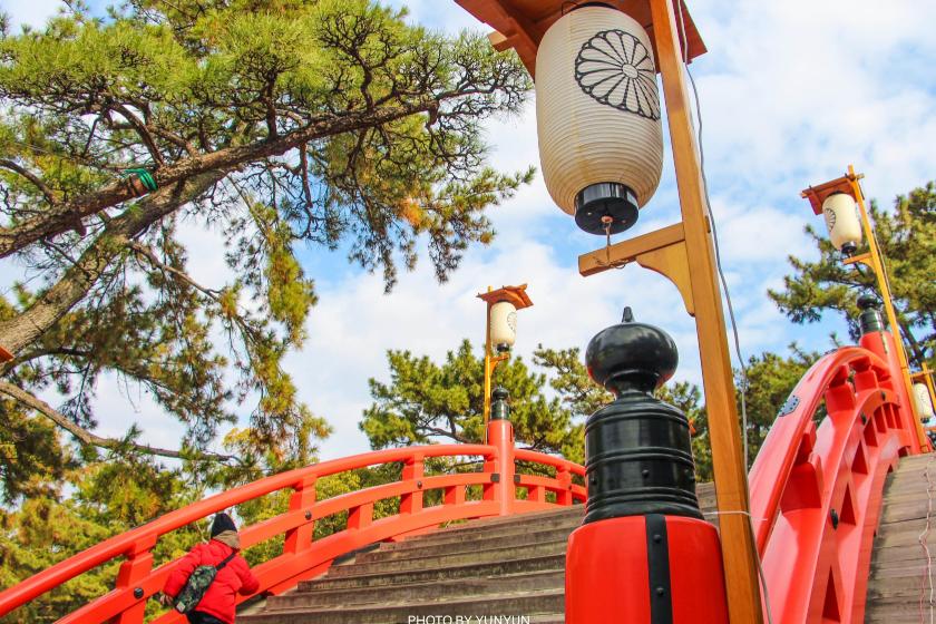 探访古迹,玩转大阪南郊一日游