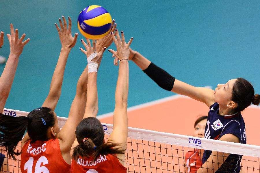 澳门银河娱乐国际排联世界女子排球联赛