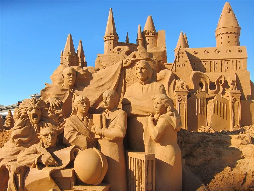 中国·舟山国际沙雕艺术节